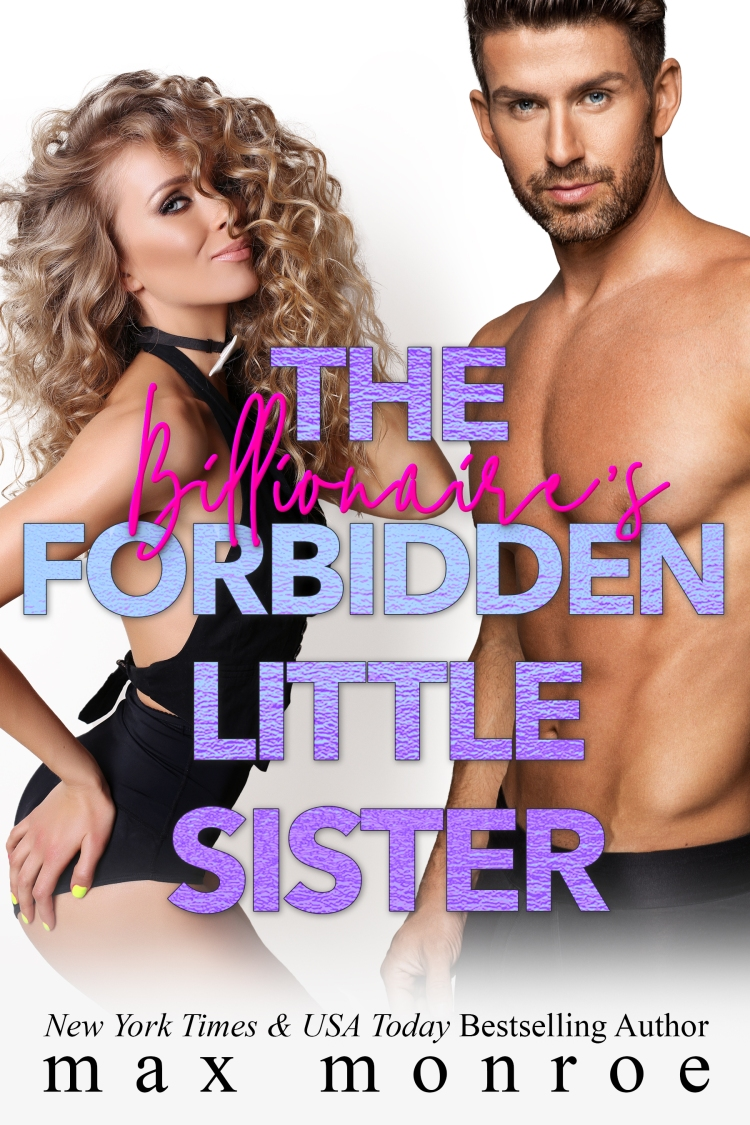 The Billionaire's Forbidden Little Sister Official Cover