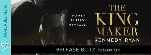 The King Maker - RB banner