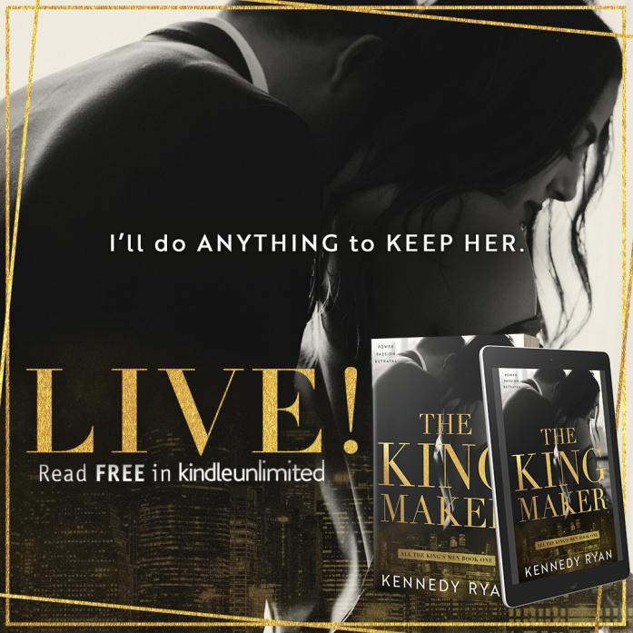 THE KINGMAKER LIVE JW