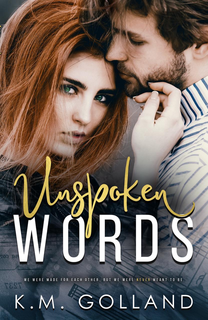 Unspoken Words - E-Cover