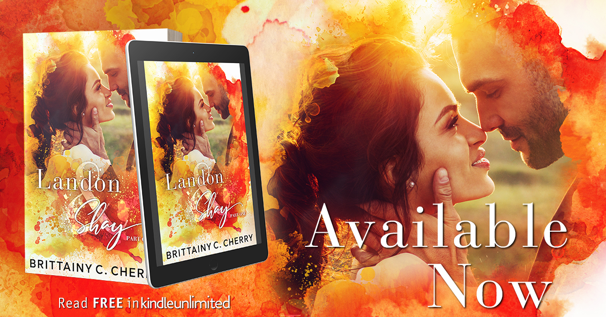 Blog Tour & Review: Landon and Shay Part One by Brittainy C. Cherry