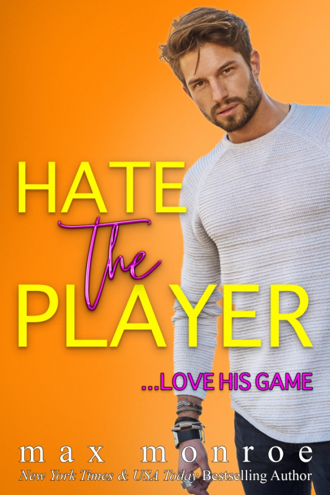 Hate the Player (official 9x6)