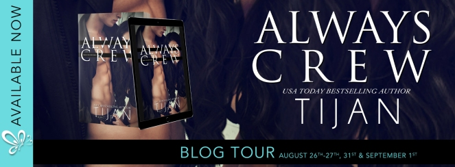 Always Crew - BT banner