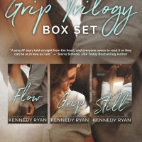 Social Butterfly PR Release Blitz: The Grip Trilogy by Kennedy Ryan
