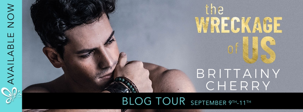 Blog Tour & Review: The Wreckage of Us by Brittainy C. Cherry