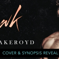 Social Butterfly Cover Reveal: Hawk by Serena Akeroyd