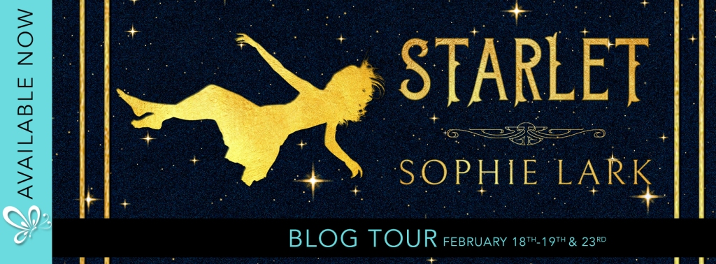 Spotlight:  Starlet by Sophie Lark